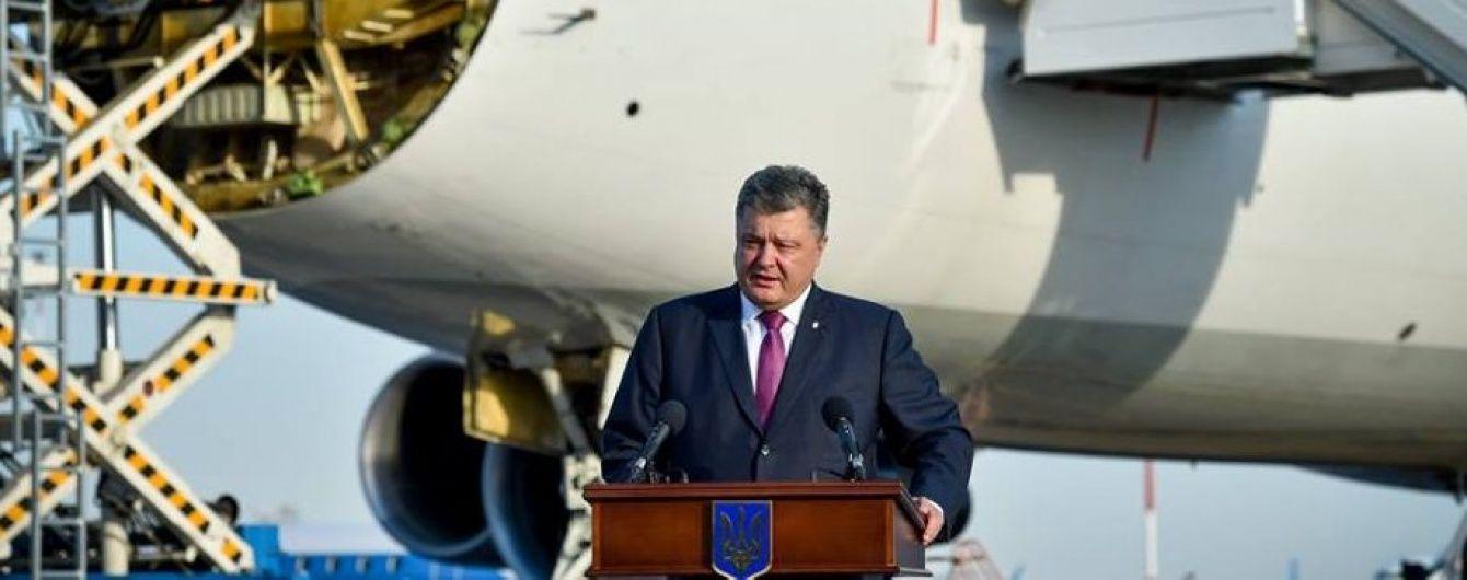 Порошенко анонсував погодження комплексного пакету допомоги від НАТО
