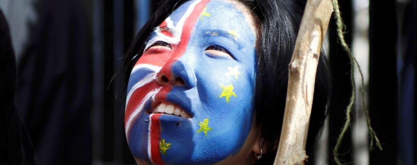 Мэй рассказала, когда начнутся переговоры о старте Brexit