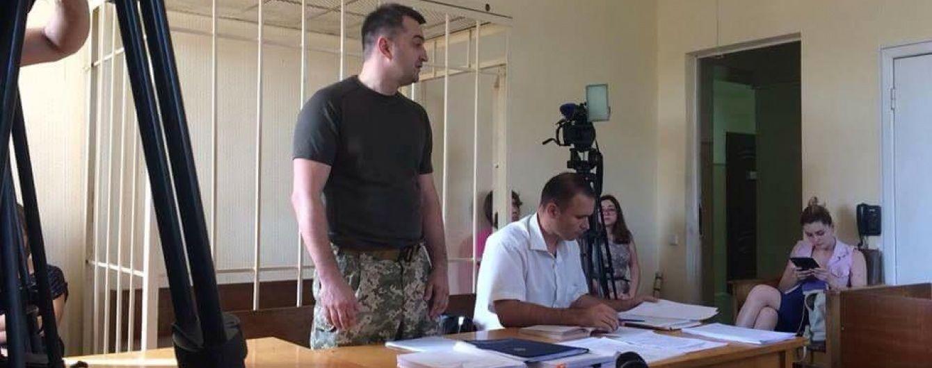 Суд не зміг посадити і відсторонити від посади скандального прокурора сил АТО