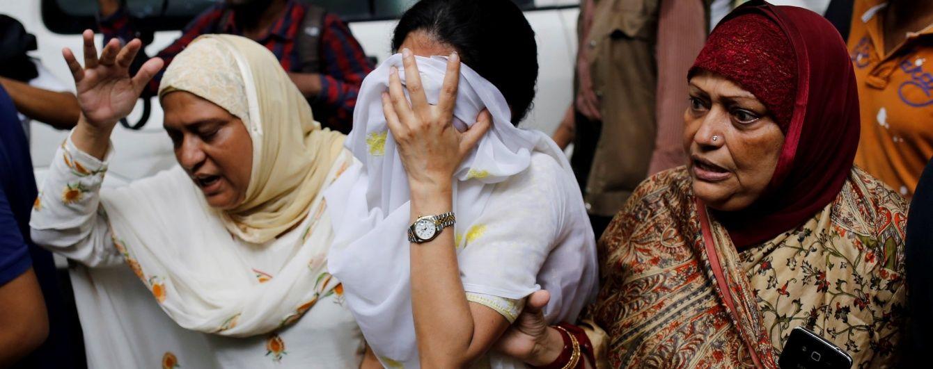 У Бангладеш під час масової молитви прогримів вибух