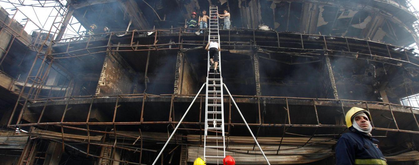 Прем'єр-міністр Іраку повідомив про 172 загиблих внаслідок кривавого теракту в Багдаді