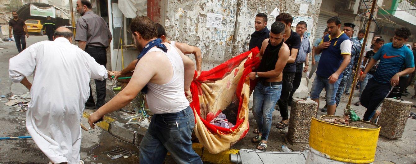 Кількість жертв вибухів в Багдаді сягнула 250 осіб