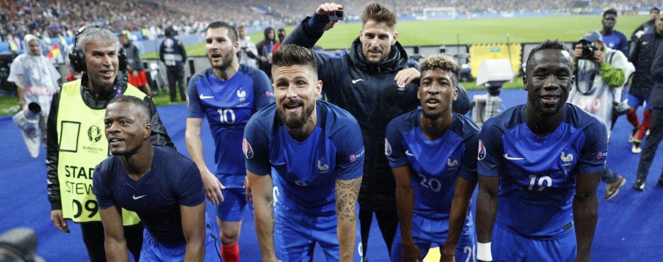 Франція і Німеччина розіграють другу путівку у фінал Євро-2016. Все про матч