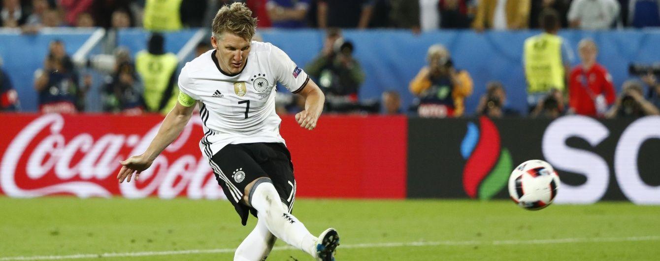 """Зірки збірної Німеччини відреагували на вихід капітана команди на """"міжнародну"""" пенсію"""