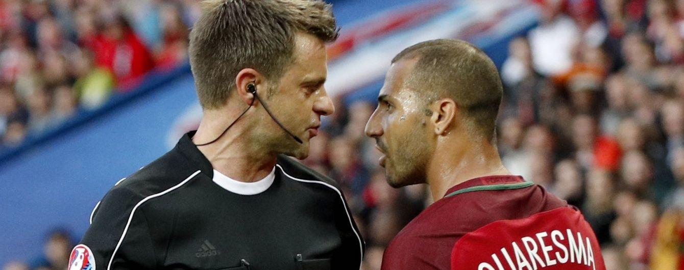 УЄФА назвав арбітрів на півфінальні двобої Євро-2016