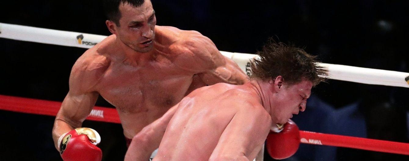 Росіянин Повєткін назвав Кличка своїм найсильнішим суперником у кар'єрі