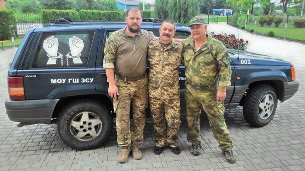 На Донбасі з полону бойовиків звільнили українського військового-інженера