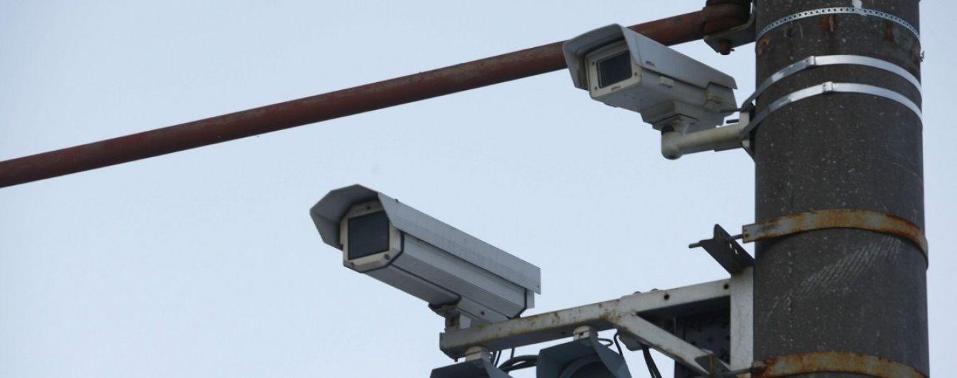 Україна шукає інвестора для камер відеофіксації порушень на дорогах