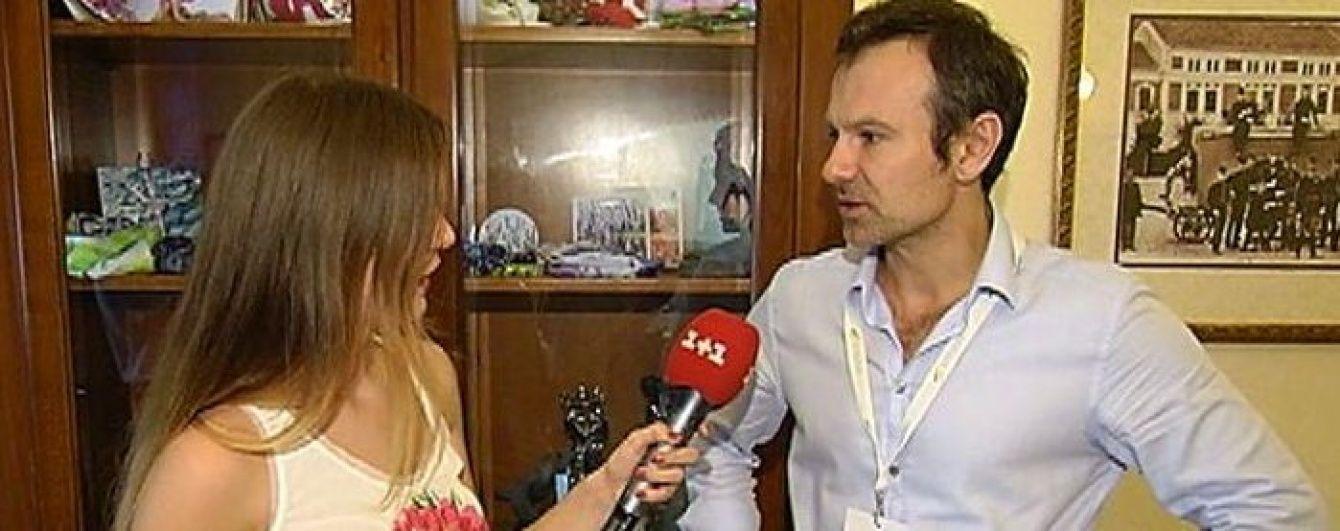 Вакарчук пояснив, чому не стане президентом України і де проведе відпустку