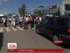 На кордоні з Польщею водій, що рухався з польського боку, в'їхав у натовп протестувальників