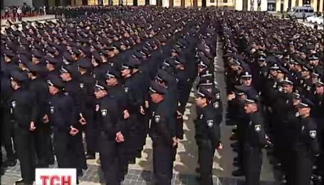 Патрульна поліція відзначає річницю своєї роботи