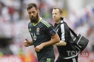Хавбек Уэльса отменил свадьбу из-за выступлений на Евро-2016