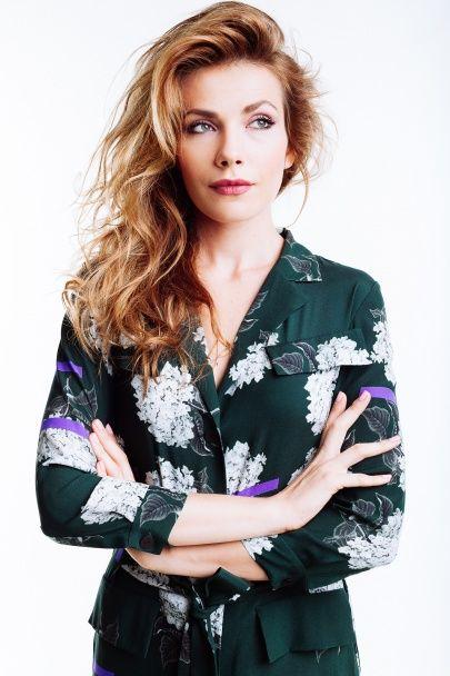Донька-красуня Ольги Сумської знялася у стильній фотосесії