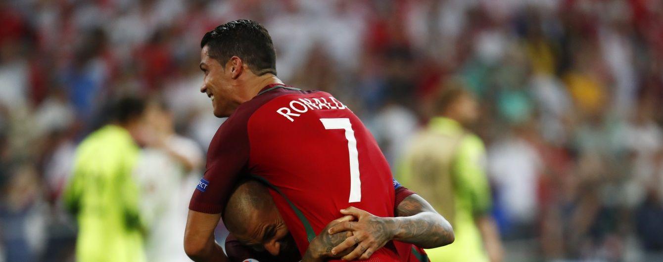 Роналду близький до чергового рекорду чемпіонатів Європи