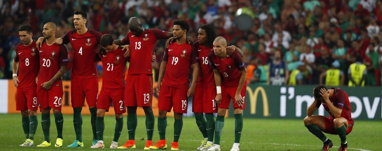 Спроба номер п'ять. Всі півфінали Португалії на чемпіонатах Європи