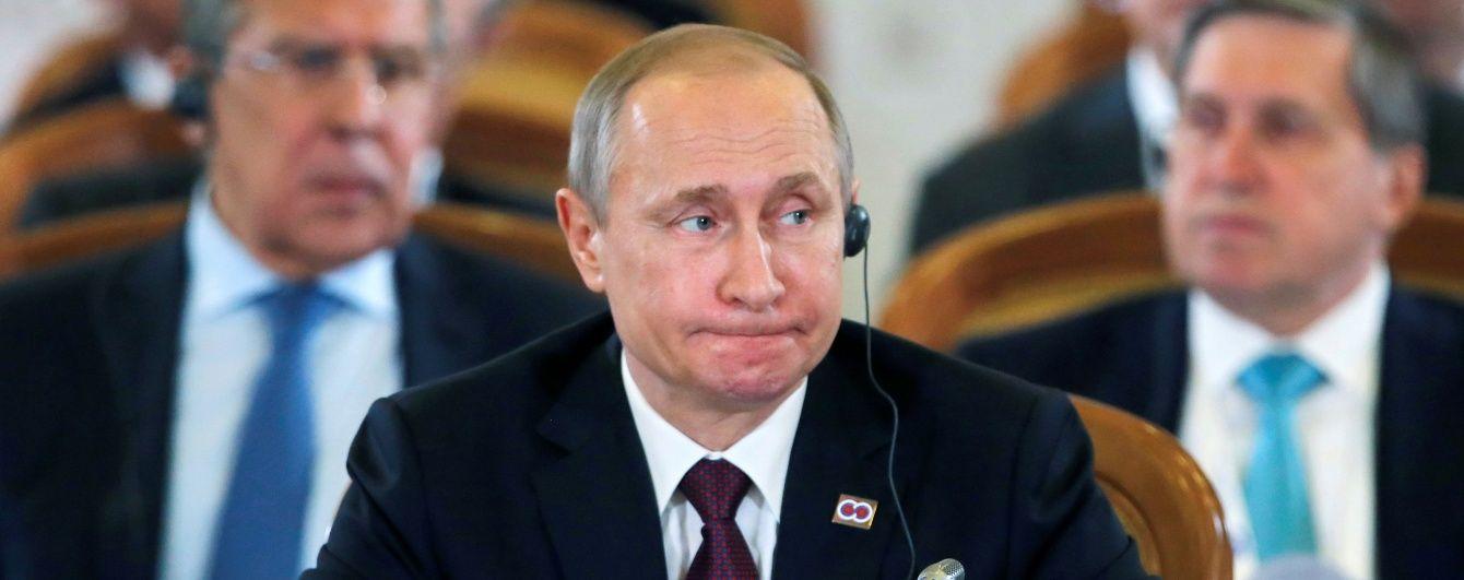 Путін не чекає на глобальну катастрофу від Brexit і заспокоює росіян