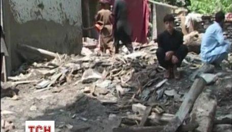 Внезапное наводнение в Пакистане унесло жизни по меньшей мере 28 человек