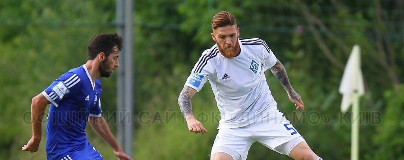 """Захисник """"Динамо"""" спростував чутки щодо переговорів зі """"Спортингом"""""""