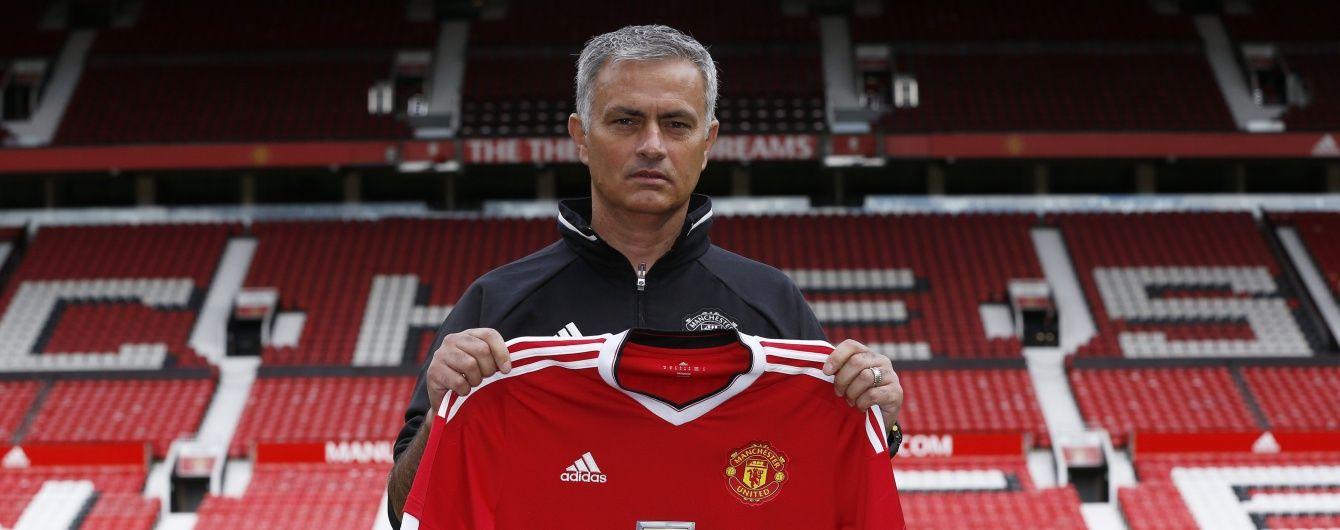 """Моурінью пообіцяв повернути """"Манчестер Юнайтед"""" до Ліги чемпіонів у наступному сезоні"""