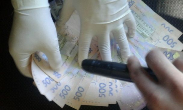 У зоні АТО на хабарі затримали очільника військово-лікарської комісії