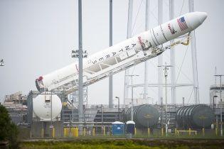 NASA запустило ракету з першим ступенем українського виробництва