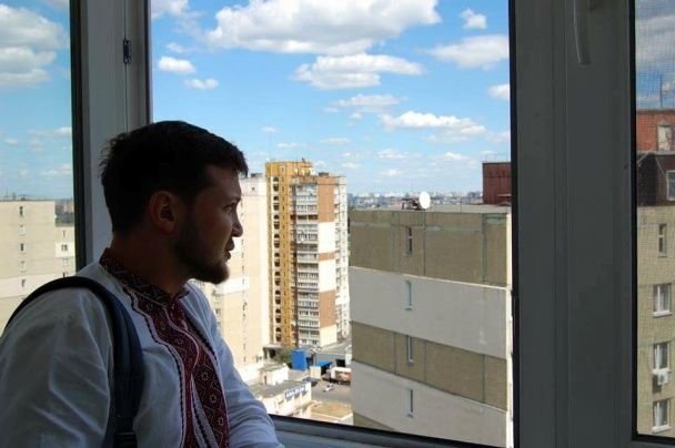 Звільнений з російського полону Афанасьєв отримав квартиру у Києві