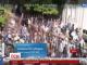 В окупованій Росією Абхазії мітингувальники  штурмували будівлю МВС