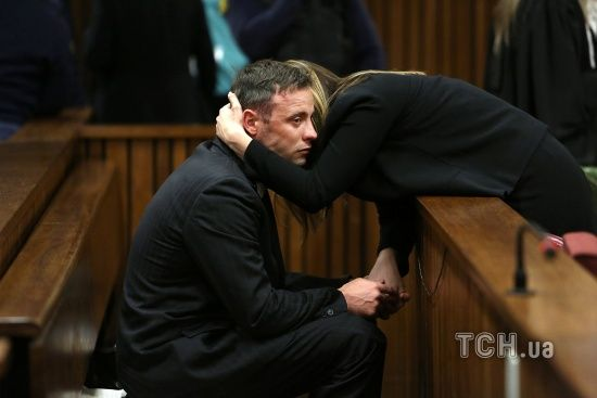 Суд вдвічі збільшив термін ув'язнення для паралімпійцяОскара Пісторіуса