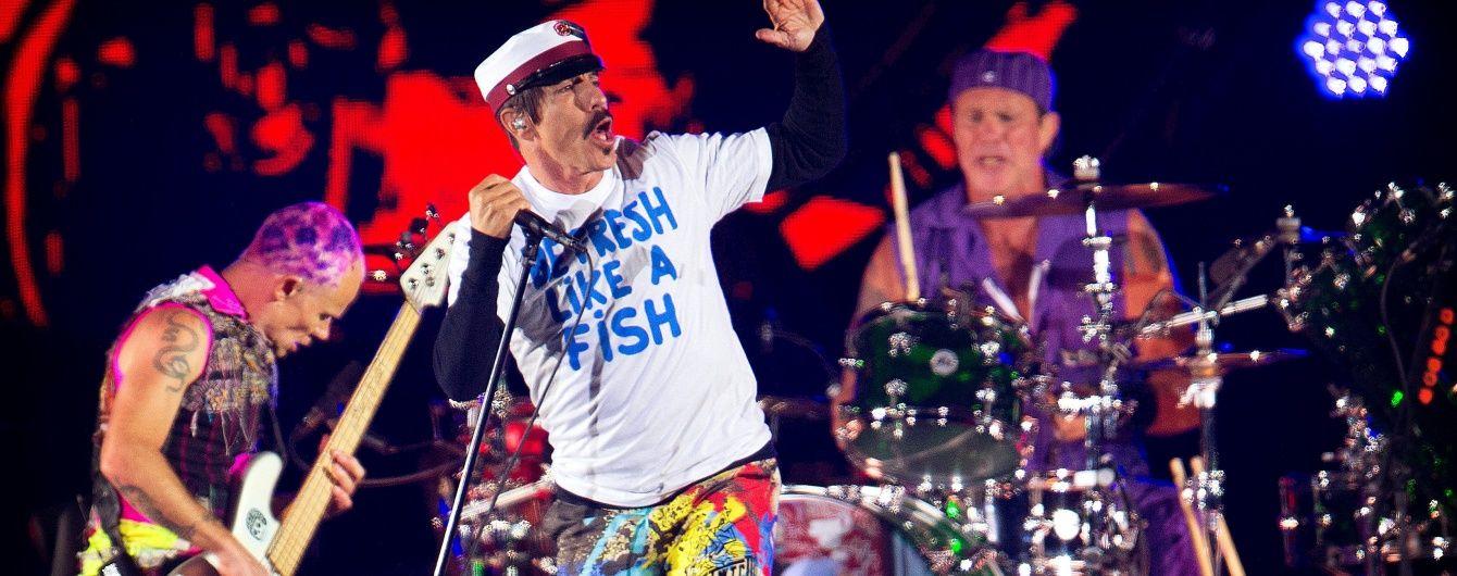 Через Red Hot Chili Peppers і Muse у Києві подовжать роботу метро