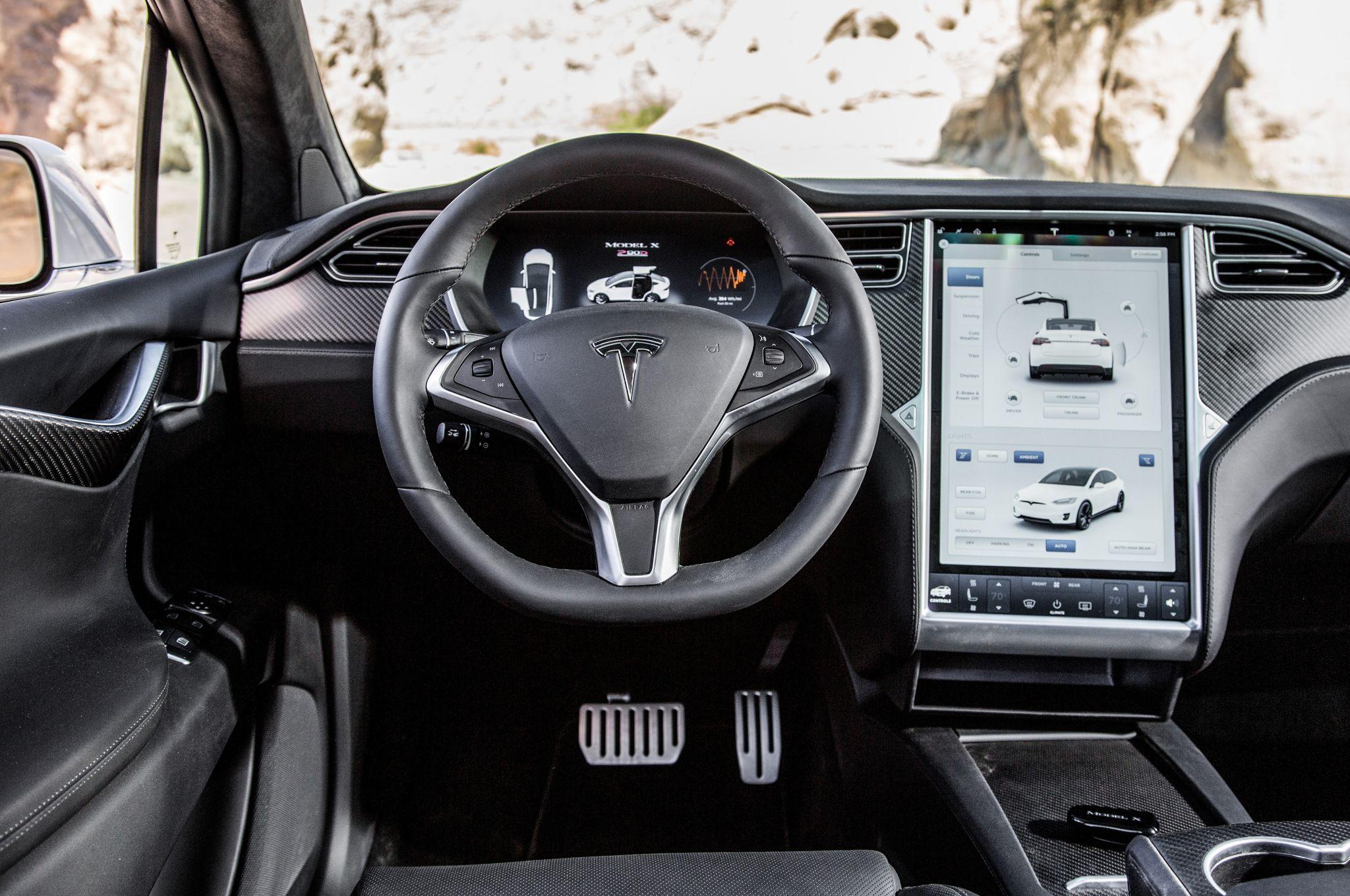 Tesla Model X - Wikipedia
