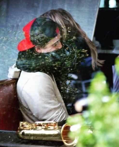 Син Бекхемів влаштував коханій зворушливу фотосесію із її мамою
