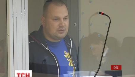 В Голосеевском районном суде выбирали меру пресечения Андрею Боровику
