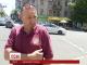 У центрі Києва водій влаштував стрілянину
