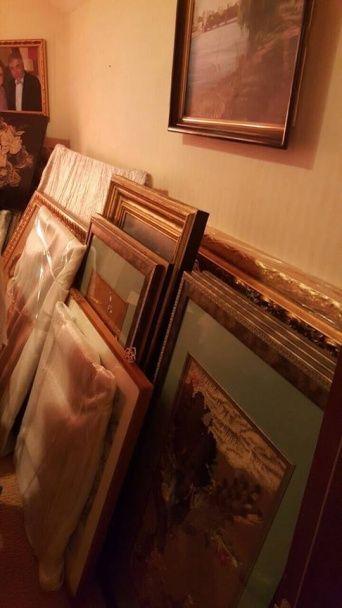 Вази, статуетки та картини: Луценко показав предмети розкоші після обшуку у Клюєва