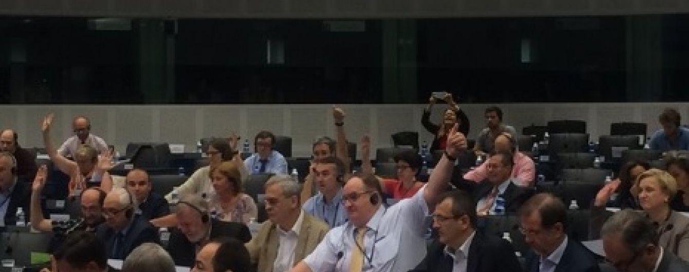 Комітет Європарламенту підтримав рекомендації прискорити надання безвізового режиму Україні