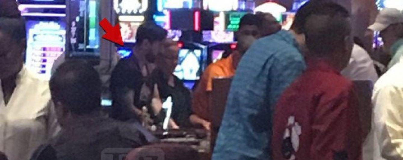 Мессі разом із батьком розслабився у казино перед отриманням тюремного терміну