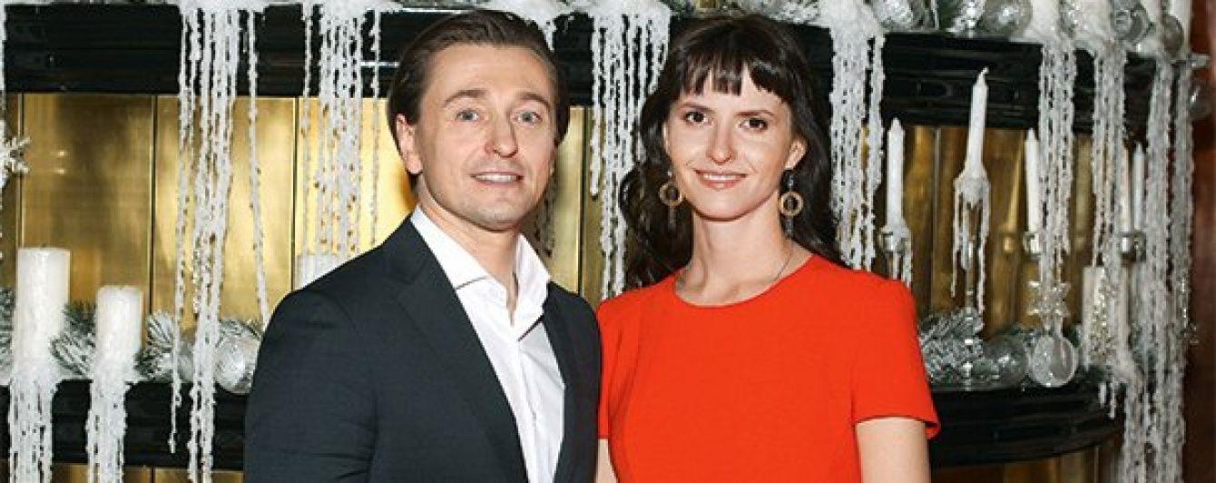 Сергій Безруков став батьком