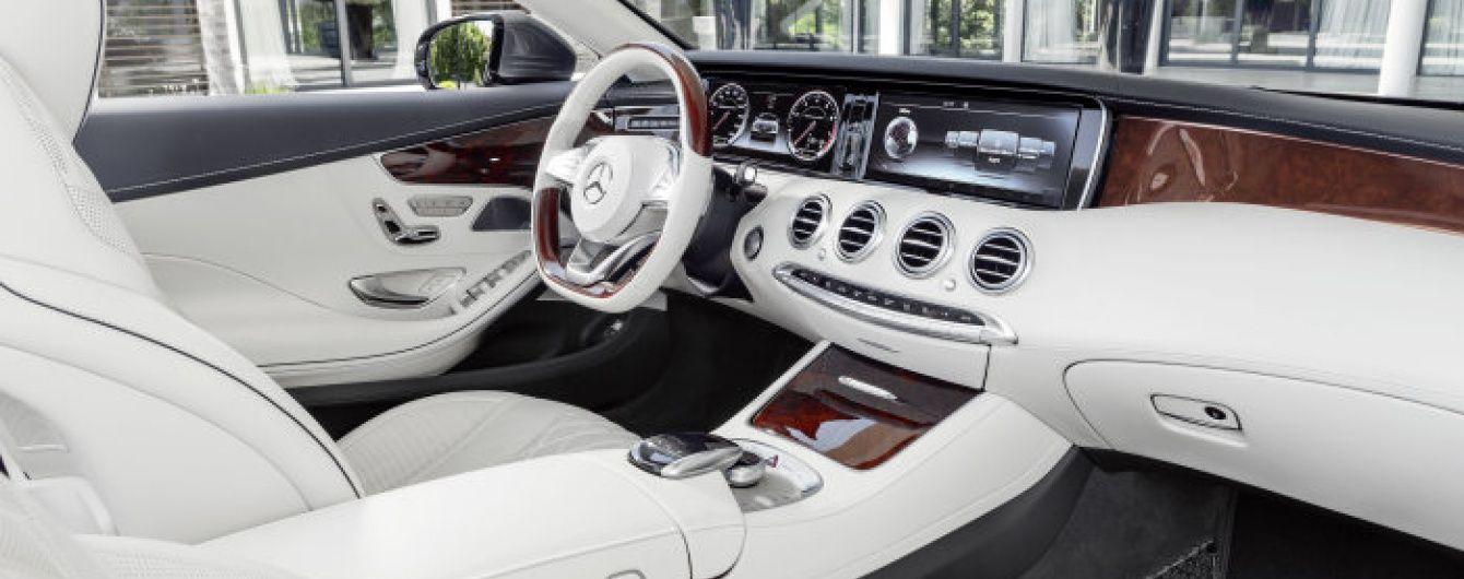 Украинцы будут обшивать салоны премиум-автомобилей Mercedes
