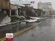 Потужний тайфун вирує у Тайвані