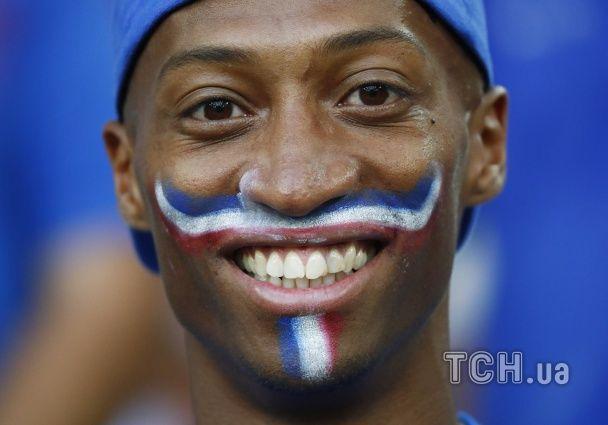 Розпач німців та нестримні радощі французів. Найкращі уболівальники Євро за 7 липня