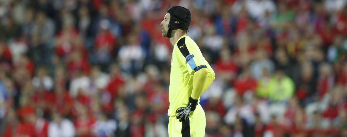 Легендарний голкіпер збірної Чехії оголосив про завершення кар'єри