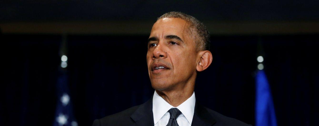 Через стрілянину в Далласі Обама скоротить своє європейське турне