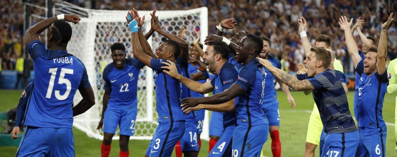 40 років без перемог. Інфографіка протистоянь Португалії та Франції перед фіналом Євро-2016