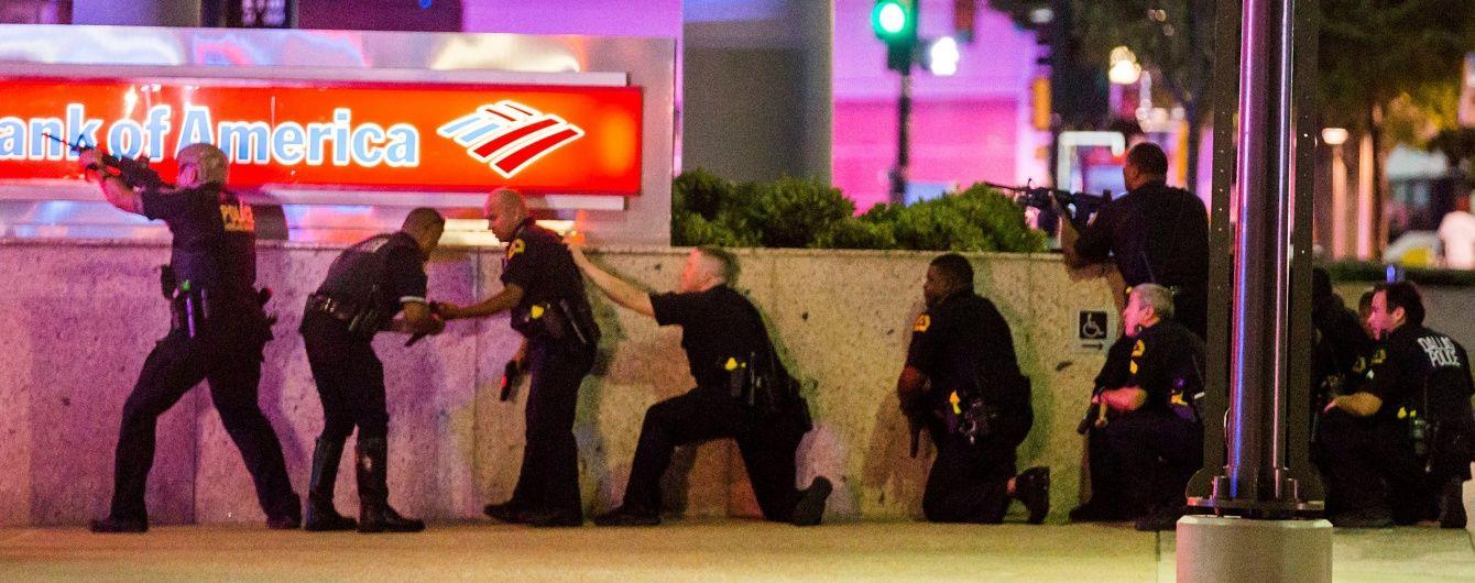 У будинку підозрюваного в стрілянині в Далласі знайшли зброю та боєприпаси
