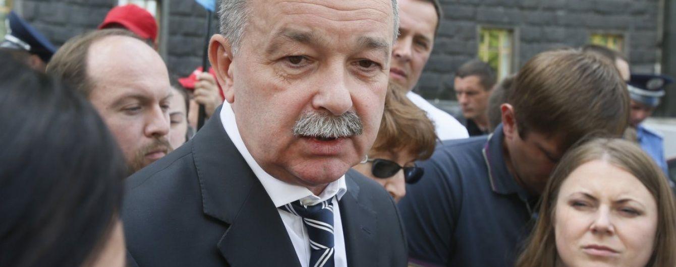 Прокуратура пропонує 60 днів арешту і 5 млн гривень застави для Василишина