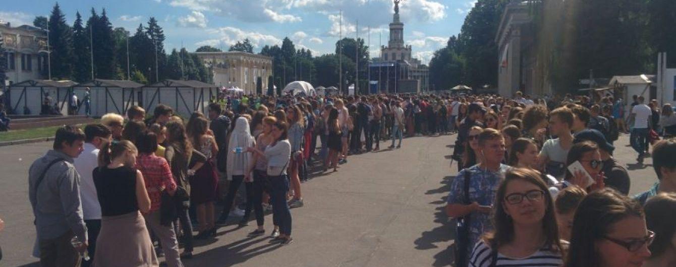 Організатори Atlas Weekend відреагували на обурення глядачів стосовно величезних черг