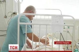 На Дніпропетровщині дитині пробило голову лезо з трактора-газонокосарки