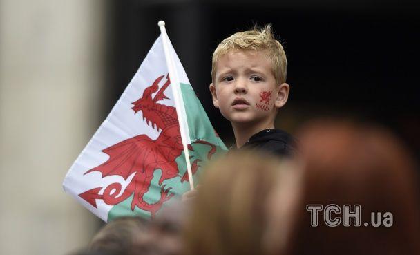Збірну Уельсу на батьківщині зустріли понад 200 тисяч вболівальників