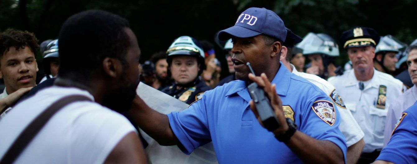 У Мережі показали відео розстрілу поліцейських в Далласі