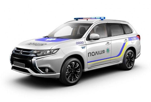 Національна поліція пересяде на екологічні автомобілі
